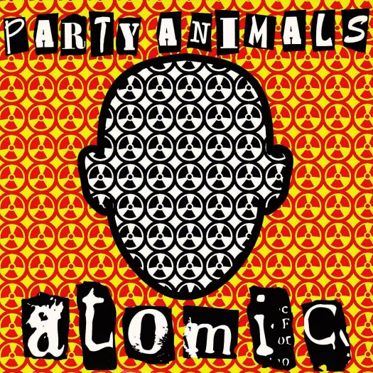 Album cover for Atomic