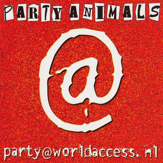 Album cover for party@worldaccess.nl