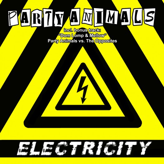 Album cover for Electricity