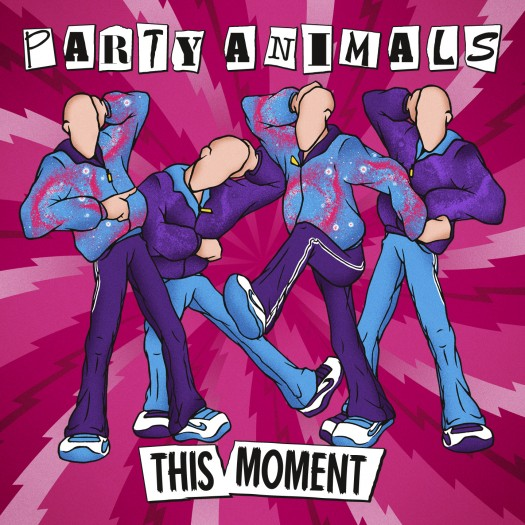 Album cover for This Moment